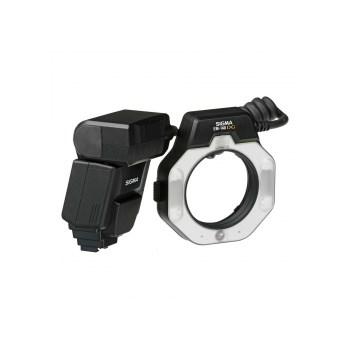 Sigma EM-140 DG TTL - blitz circular pentru Sony