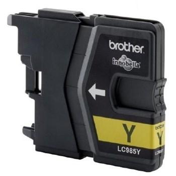 Brother Toner LC985 - Yellow, 260 pagini