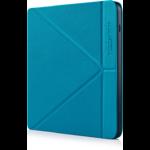 Husa Sleepcover Kobo N873-AC-AQ-E-PU pentru Kobo Libra H2O (Albastru)
