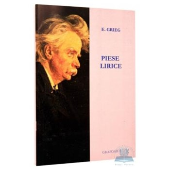 Piese lirice - E. Grieg