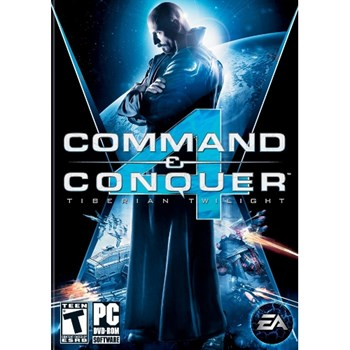 Joc PC EA Command and Conquer 4 Tiberian Twilight
