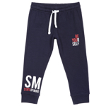Pantalon sport copii Chicco, albastru inchis, 08108
