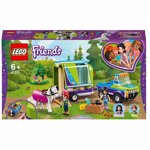LEGO Friends, Remorca de transport cai a Miei 41371