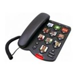 Telefon Fix Fysic FX3200 cu Butoane Mari cu Poze FX3200