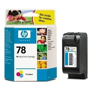 Cartus cerneala HP 78 (Color)
