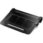 """Cooler Master NotePal U3 Plus suporturi de răcire pentru calculatoarele portabile 48,3 cm (19"""") 1800 RPM Negru"""