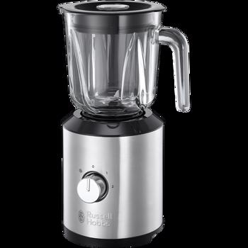 Blender Russell Hobbs Compact Home 25290-56, 400 W, 1 L, Design compact, Inox