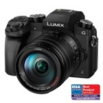Aparat foto Mirrorless Panasonic Lumix DMC-G7 kit 14-140mm f3.5-5.6 POWER OIS 125018549