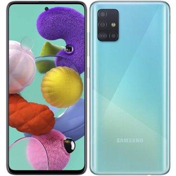 Samsung Galaxy A51 Dual SIM 128GB 4GB RAM Prism Crush Blue