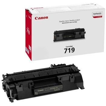 Toner Canon CRG719, Black, capacitate 2.100 pagini