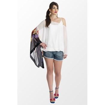 Bluza casual dama Mat Fashion multicolora