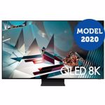 "Televizor QLED Samsung 208 cm (82"") QE82Q800T, Full Ultra HD 8K, Smart TV, WiFi, CI+"