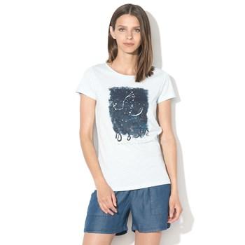 Tricou cu imprimeu grafic Eulalia
