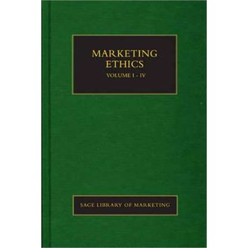 Marketing Ethics (SAGE Library in Marketing)