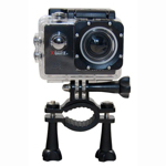 Camera video sport Xblitz Action  Ultra HD 4K  unghi de filmare 170°  Wi-Fi  WDR