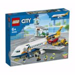 LEGO City - Avion de pasageri 60262