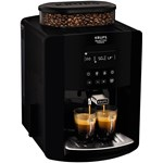 Espressor KRUPS Happy EA817010,display negru, 1.7l, 1450W, negru