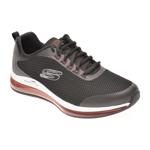 Pantofi sport SKECHERS negri, SKECH-AIR ELEMENT 2.0, din material textil
