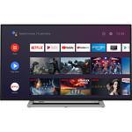 Televizor Toshiba 65UA3A63DG, 164 cm, Smart Android, 4K Ultra HD, LED, Clasa A+