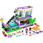 Set Constructie Lego Friends Casa Vedetei Pop Livi l41135
