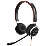 Casca Jabra Evolve 40 MS Stereo, Negru