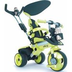 Tricicleta pentru copii Injusa City Green 1