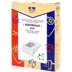 Set saci pentru aspirator K&M inlocuitor pentru Electrolux Clario, hartie, 5X saci + 1 filtru