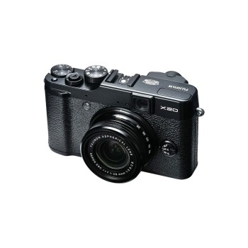 FUJIFILM FinePix X20 silver - Digital camera