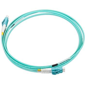 Cablu retea Nexans Patch cord DLC-DLC LSZH 3m aqua