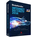 Antivirus Bitdefender Internet Security 2016, 1 an, 1 utilizator