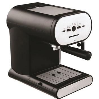 Heinner Espressor Soft Cream HEM-250, 1050W,espresso si cappuccino, 2 filtre din inox