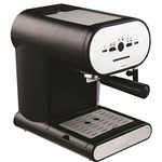 Espressor manual Heinner Soft Cream HEM-250, 1050 W, 1 L, 15 bar, Negru