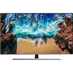 Televizor LED Samsung Smart TV 65NU8042 Seria NU8042 163cm argintiu-negru 4K UHD HDR