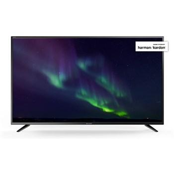 Televizor LED Smart Sharp, 123 cm, LC-49CUG8052E, 4K Ultra HD