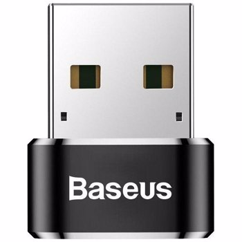 Adaptor telefon Baseus USB Type C la USB , negru