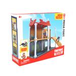 Figurine / Set de joaca cu 2 figurine Fortnite Battle Royale, Mega Fort