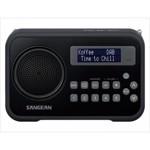 Radio Sangean DPR-67, negru