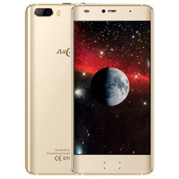 Telefon mobil AllCall Rio - Dualstore - husa silicon originala si casti stereo cadou