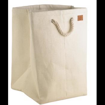 Cos pentru rufe cu manere Laundry, L32xl32xH50 cm, Zone Denmark