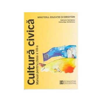 Cultură civică. Manual pentru clasa a VIII-a