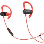 Casca de Telefon Anker SoundBuds Curve B2C UN Black Red 1