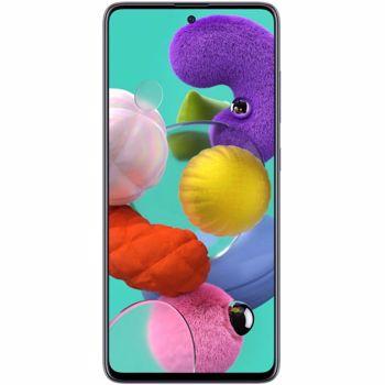 "Telefon Mobil Samsung Galaxy A51, Procesor Octa-Core 2.3GHz / 1.7GHz, Super AMOLED 6.5"", 4GB RAM, 128GB Flash, 48+12+5+5MP, Wi-Fi, 4G, Dual Sim, Android (Negru)"