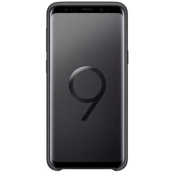 Husa Silicone Samsung Galaxy S9 G960 Black ef-pg960tbegww