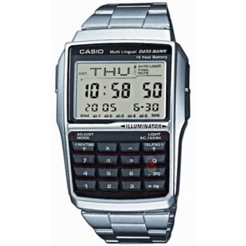 Ceas Casio DATA BANK DBC-32D-1AES Baterie 10 ani