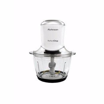 Tocator ROHNSON R515 Perfect Chop 500W 1.2 litri Alb