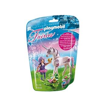 Zana alimentatiei si unicornul roua diminetii, PLAYMOBIL Fairies
