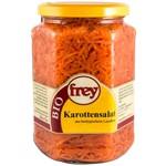Salata de morcovi 650  grame /370 grame