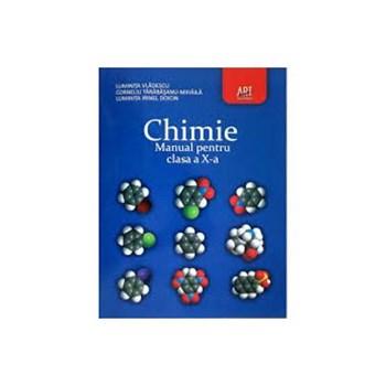 Chimie cls 10 - Luminita Vladescu Corneliu Tarabasanu-Mihaila 973-8485-83-5
