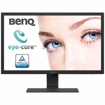"""Monitor TN LED BenQ 27"""" BL2783, Full HD (1920 x 1080), VGA, DVI, HDMI, DisplayPort, Boxe, 1 ms (Negru)"""