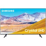Televizor Samsung LED Smart TV UE75TU8072UXXH 190cm Ultra HD 4K Black